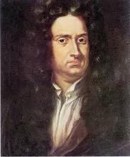 """艾萨克·牛顿(1643 年 1 月 4 日—1727 年 3 月 31 日)爵士,百科全书式的""""全才"""",著有《自然哲学的数学原理》、《光学》等。"""