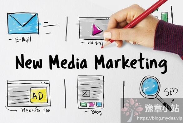新媒体 营销 媒体