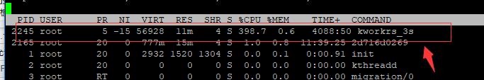 linux服务器cpu负载高,被黑挖矿排查过程