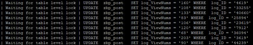 Mysql 存储myisam转innodb方法